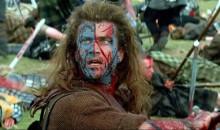 『ブレイブハート』かつてのスコットランド独立戦争の映画