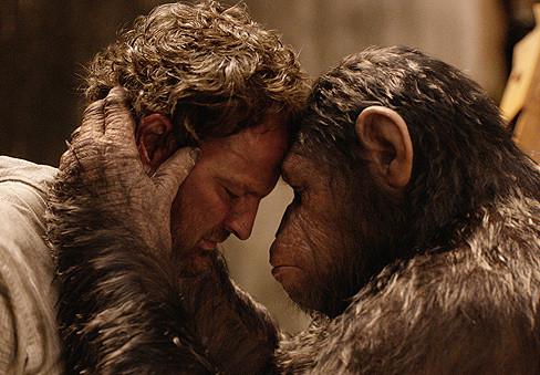 『猿の惑星:新世紀』破滅への未来予測とユーモア