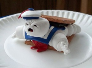 http://www.foodbeast.com/news/ghostbusters-stay-puft-marshmallow-man-gets-the-smores-treatment/