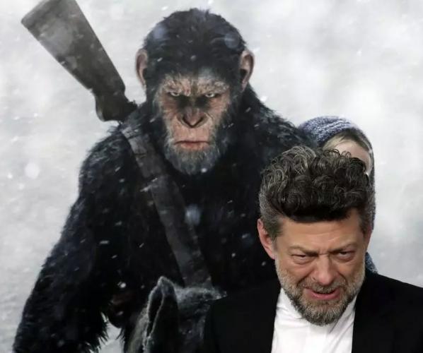 『猿の惑星:聖戦記』SF映画というより戦争映画のパッチワーク