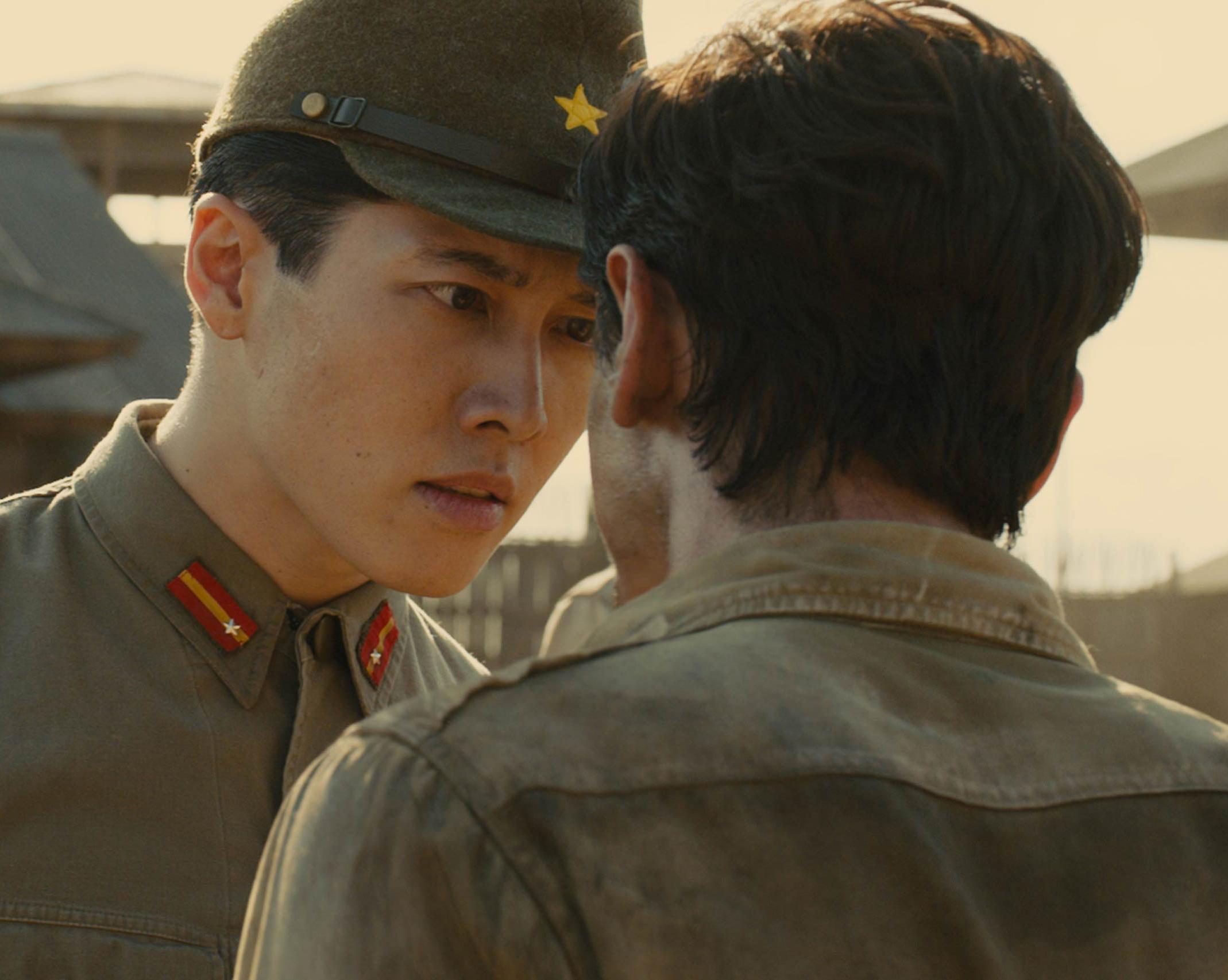 『不屈の男 アンブロークン』昔の日本のアニメをみるような戦争映画