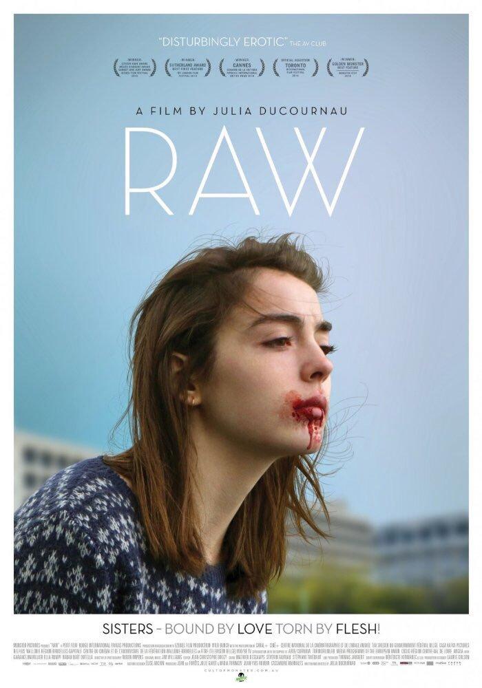 『RAW 少女のめざめ』それは有害か無害か? 抑圧の行方