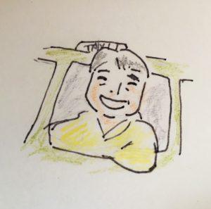 『タクシー運転手』深刻なテーマを軽く触れること