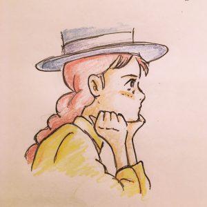 『赤毛のアン』アーティストの弊害