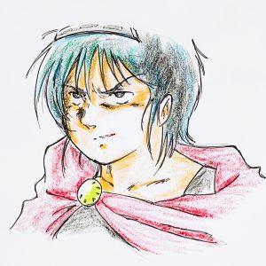 『アリオン』  伝説になれない英雄